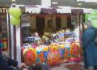An image showing one of our promotional stalls