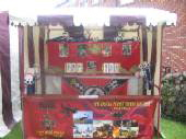 Our 'shoot the Nazi' stall
